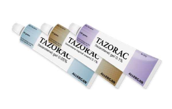 זורק – Tazorac