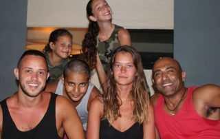 קייטנת אגודת הפסוריאזיס בים המלח