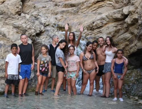 קבוצת ריפוי לילדים ונוער – ים המלח